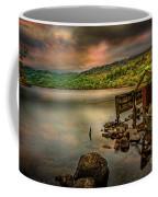 Gwynant Lake Old Boat House Coffee Mug