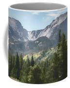 Hallett Peak Colorado Coffee Mug