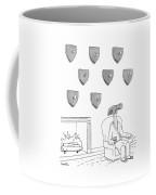Hammer And Nails Coffee Mug