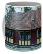 Hans Christian Anderson Childhood Home Coffee Mug