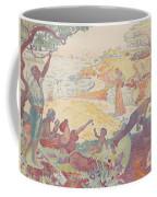Harmonious Times By Signac Coffee Mug