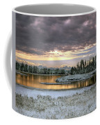 Harriman Winter Coffee Mug