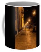 Havana Street Lights Coffee Mug by Tom Singleton