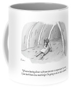 Having Dinner With Your Parents Coffee Mug