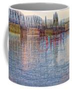 Hawthorn Bridge Coffee Mug