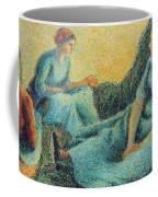 Haymakers Resting, 1891 Coffee Mug