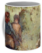 Haymaking, 1895 Coffee Mug