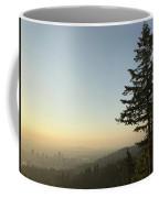 Hazy Morning Coffee Mug