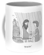 He Had This Coffee Mug