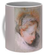 Head Of A Woman             Coffee Mug