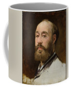 Head Of Jean Baptiste Faure        Coffee Mug