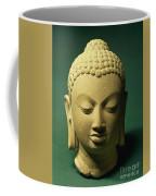 Head Of The Buddha, Sarnath Coffee Mug