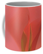Heart Of The Matter Coffee Mug by Gina Harrison