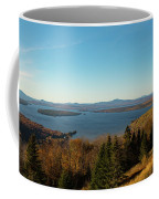 Height Of Land In Maine Coffee Mug by Jeff Folger