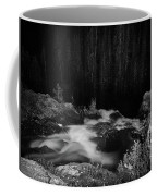 Hepokongas Waterfall Bw Coffee Mug