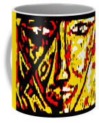 Her Multicultural Face Coffee Mug