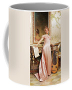 Her Music Lesson Coffee Mug