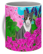 Hercules In The Garden Coffee Mug
