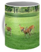 Herd Of Deer Coffee Mug