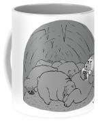 Hibernation Coffee Mug