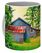 Hidden Sheep Barn Coffee Mug