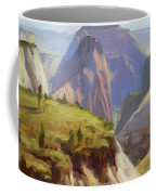 High On Zion Coffee Mug by Steve Henderson