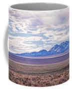 High Plains And Majestic Mountains Coffee Mug