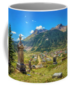 Hillside Cemetery Of Silverton Colorado Coffee Mug