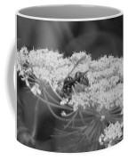 Hornet Queen Anne's Lace Coffee Mug by Rockin Docks