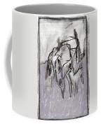 Horse In A Field Coffee Mug