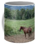 Horse Print 900 Coffee Mug