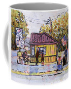 Hot Dogz Coffee Mug