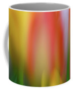Hot Tulip Coffee Mug by Michael Hubley