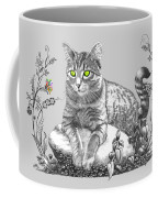 House Cat Coffee Mug