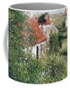 Houses At Knocke, Belgium, 1894 Coffee Mug