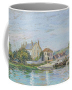 Houses On The Bank Of Ecluse At The Gazonne Coffee Mug