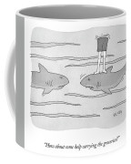 How About Some Help Coffee Mug