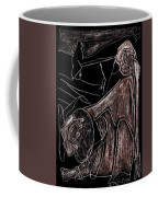 How The Camel Got His Hump Digital And Drawings D10-4 Coffee Mug
