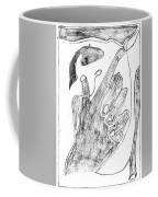 How The Camel Got His Hump Digital And Drawings D12-3 Coffee Mug