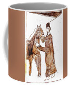 How The Camel Got His Hump Digital And Drawings D4-1 Coffee Mug