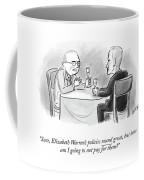 How To Not Pay Coffee Mug