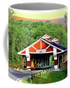 Huseston Woods Bridge Coffee Mug