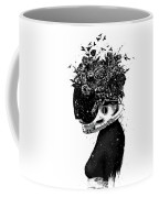 Hybrid Girl Coffee Mug