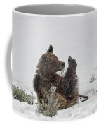 I Have A Foot Coffee Mug by Ronnie and Frances Howard