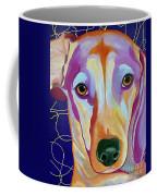 I Should Have Been Jackson Pollock's Dog Coffee Mug