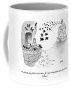 I Wish The King Coffee Mug