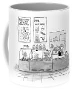Ice Cream Tasting Coffee Mug