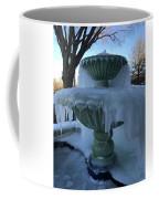 Ice Fountain Coffee Mug