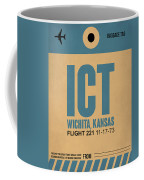 Ict Wichita Luggage Tag I Coffee Mug