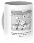 If This Gets Boring Coffee Mug